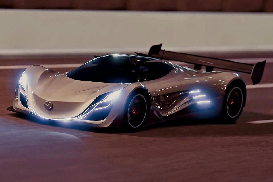 2008 Mazda Furai Concept | All Concept Cars New Zealand
