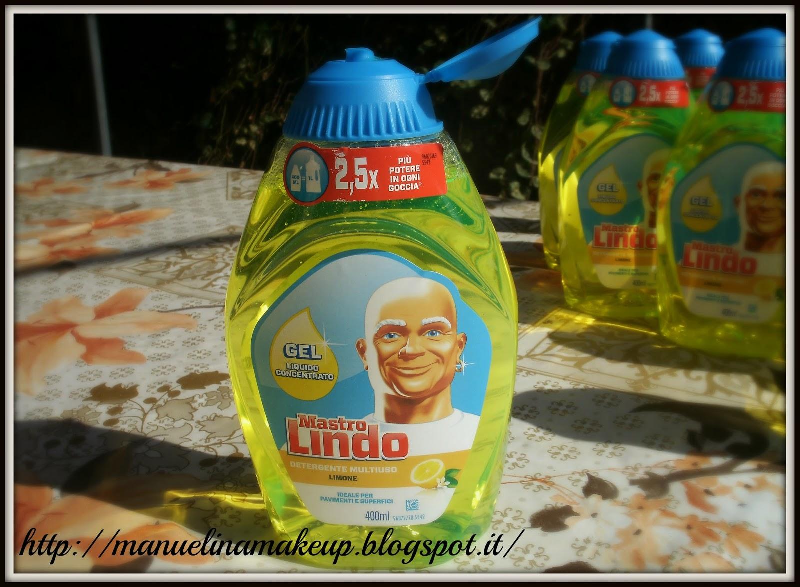 Il blog di manu mastro lindo gel il nuovo detergente - Mastro lindo bagno ...