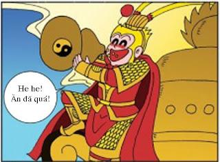 Tây Du Ký hài, chuyện giờ mới kể (25)