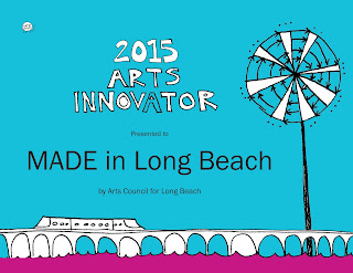 2015 Arts Innovator - MADE in Long Beach