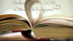 challenge ABC de l'imaginaire 2018