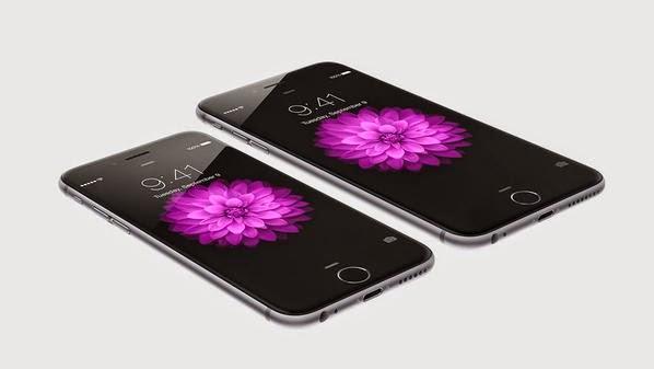 أبل تطلق آيفون 6 وآيفون 6 بلس iPhone 6+ iPhone 6