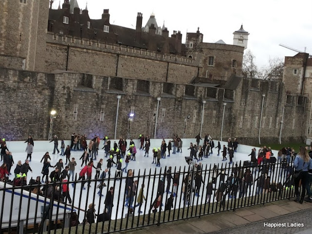 the Tower of London Ice Rink