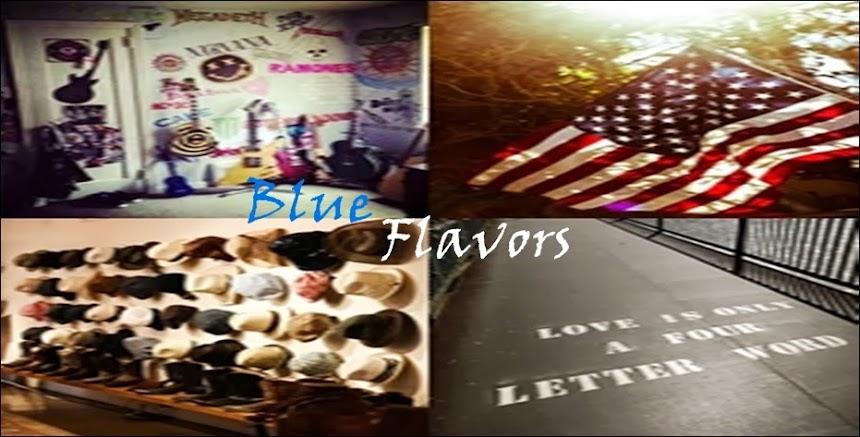 Blue Flavors