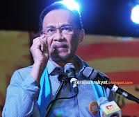 ketua de facto keadilan, Datuk Seri Anwar Ibrahim