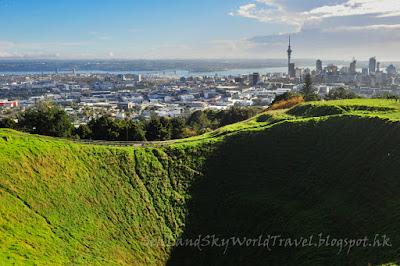 Auckland 奧克蘭, Mount Eden