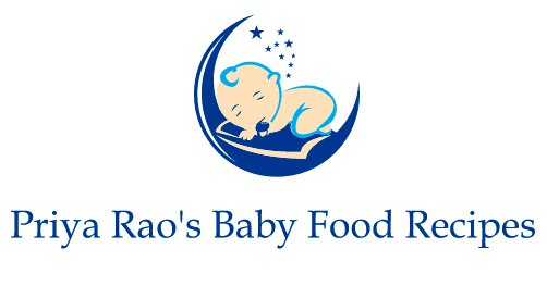 Priya Rao's Baby Food Recipes