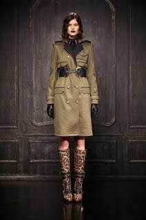 Just Cavalli 2013 Kış Şık Tasarımlar Koleksiyonu