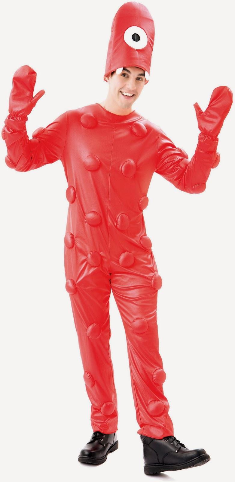 Yo Gabba Gabba- Muno Adult Costume