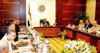 السيسي يشدد على الالتزام بمعايير الدقة في تأمين حفل افتتاح قناة السويس