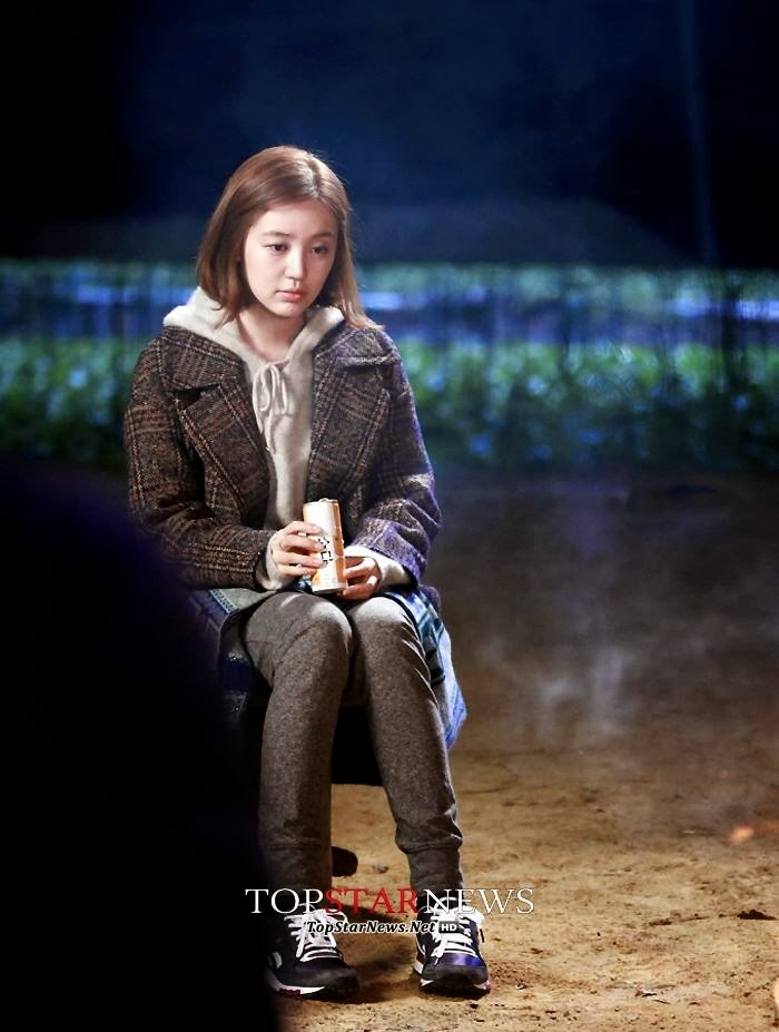 Yoon Eun Hye Ganti Gaya Rambut di Future Choice