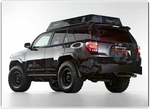 2016 Toyota 4Runner Fully Loaded