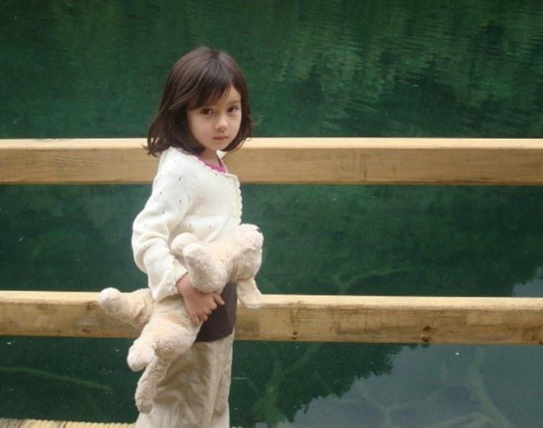 Little Loli salah satu kategori anak paling cantik di dunia dari Cina