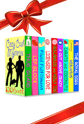 The Cozy Cash Mysteries Boxed Set #1