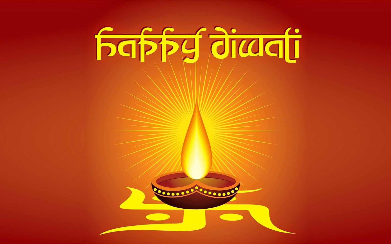 Happy Diwali 2014 Greeting and Wishes HD Wallpapers Free Download ... for Diwali Lamp Free Download  75sfw