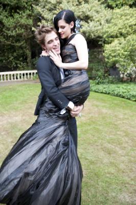 Rob Pattinson y Kristen Stewart pareja 8