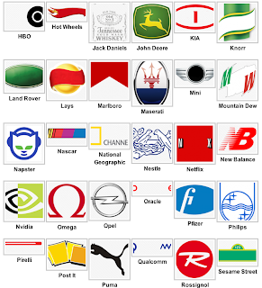 Facebook Logo Quiz Answers Level 3