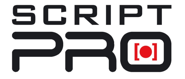 Logo konkursu Script Pro 2016