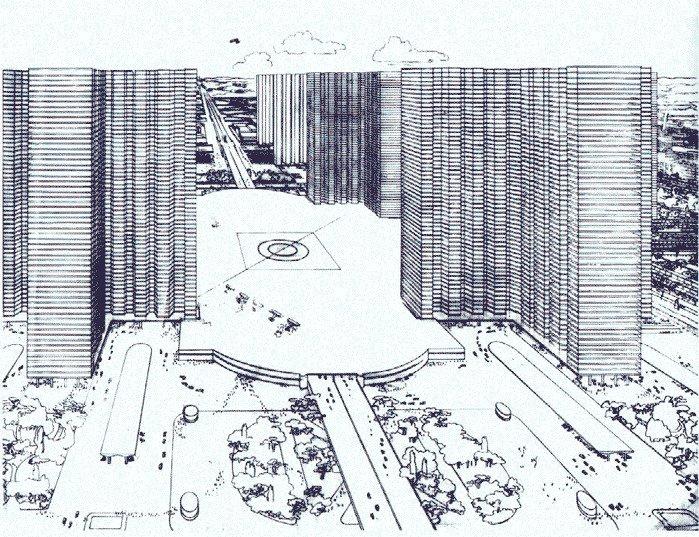 geschmackssachen totalit re architektur oder war le corbusier ein faschist. Black Bedroom Furniture Sets. Home Design Ideas