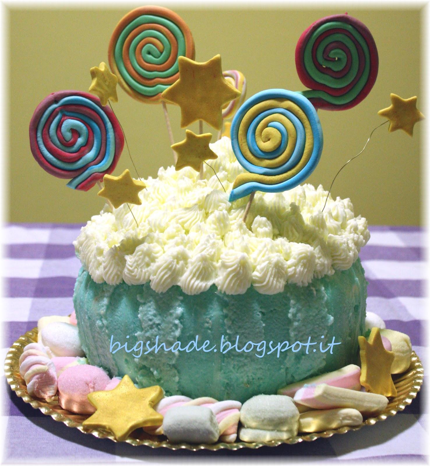 Top BigShade: il primo compleanno di Lorenzo e la sua torta DS65