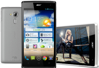 Acer 5-inch Liquid Z5 Smartphone