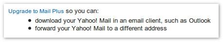 Yahoo Mail Plus