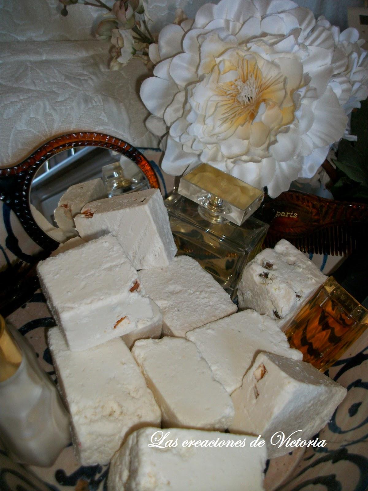 Las creaciones de Victoria.Reciclar.Reutilizar.Jabón casero con aceite usado.