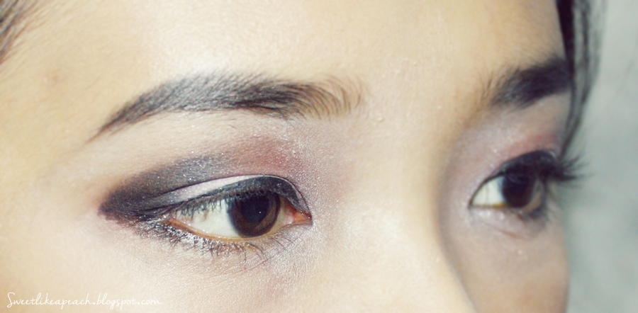 smokey eye beauty blogger indonesia