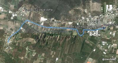 Ruta Cofradía - Santa Cruz de las Flores
