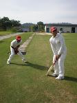 Cricket...