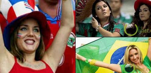 """5 Tim yang Menerapkan """"Tanpa Berhubungan Seks"""" Piala Dunia 2014"""