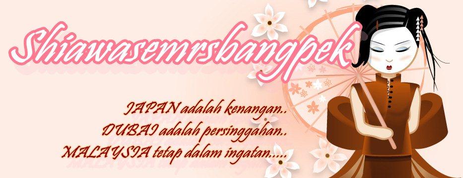 :: ShiawaseMrsBangpek::