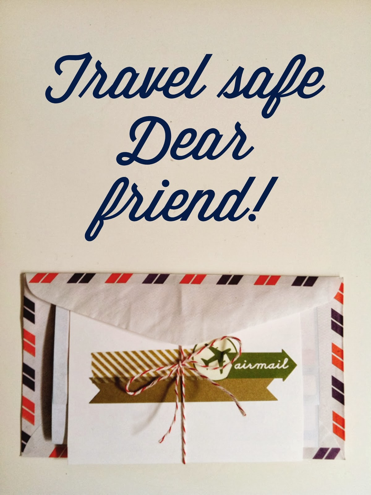 Raeandella bon voyage wanderlust i made the bon voyage card and added two little travel checklist for my dear friend and one for her boyfriend it was a quick thoughtful craft goodie to kristyandbryce Image collections