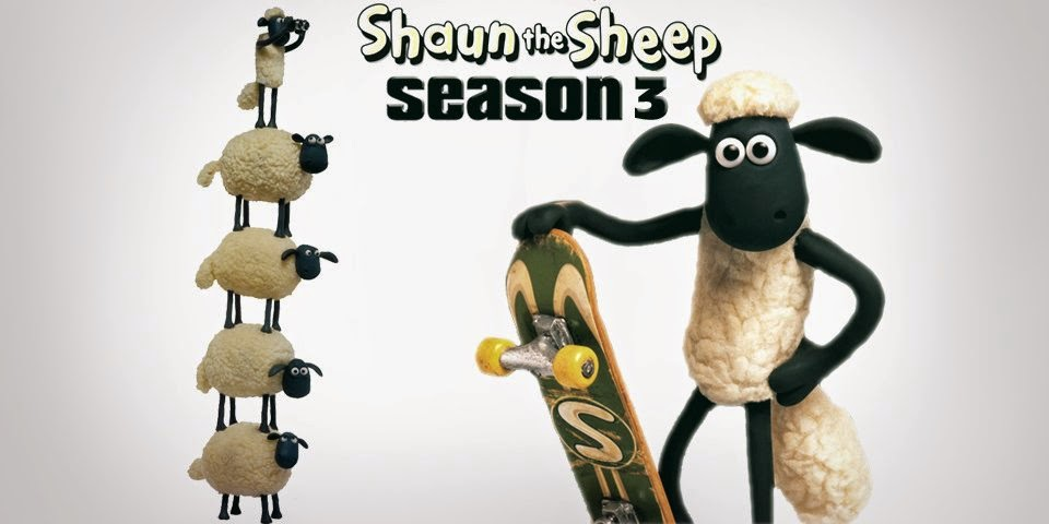 [Download Video] Shaun The Sheep S03