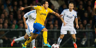 Video Gol Copenhagen vs Juventus 18 September 2013