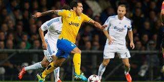 Video Gol Copenhagen vs Juventus 18 September 2013