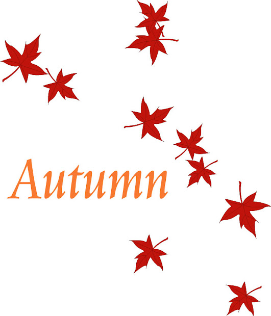 autumn clip art crafts