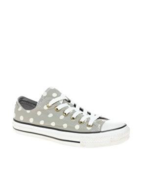 spotty sneakers