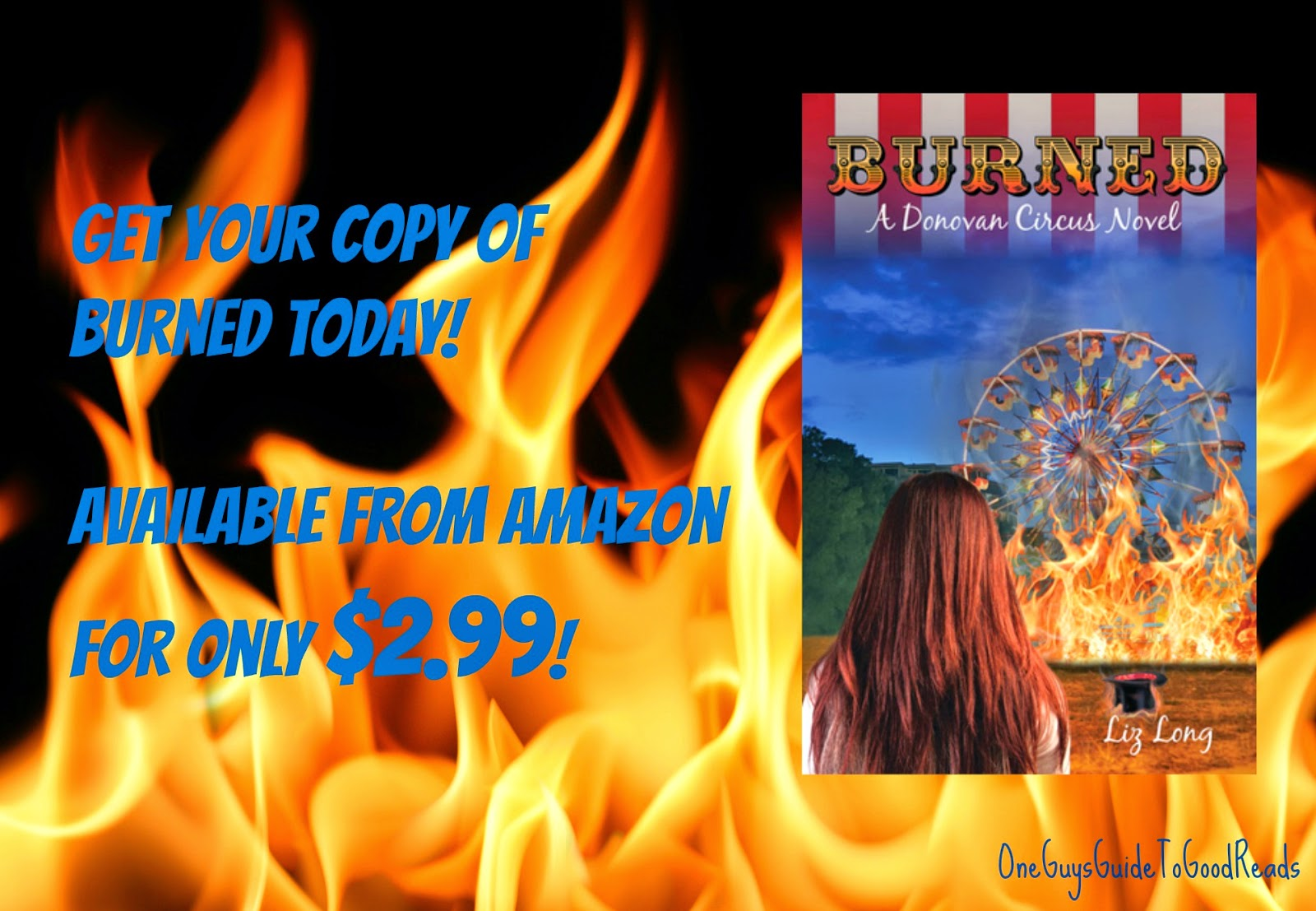 http://www.amazon.com/Burned-Donovan-Circus-Novel-Book-ebook/dp/B00HCQ1N9W/ref=tmm_kin_swatch_0?_encoding=UTF8&sr=&qid=