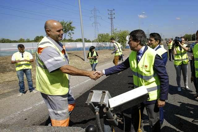 operacion asfalto comunidad de madrid