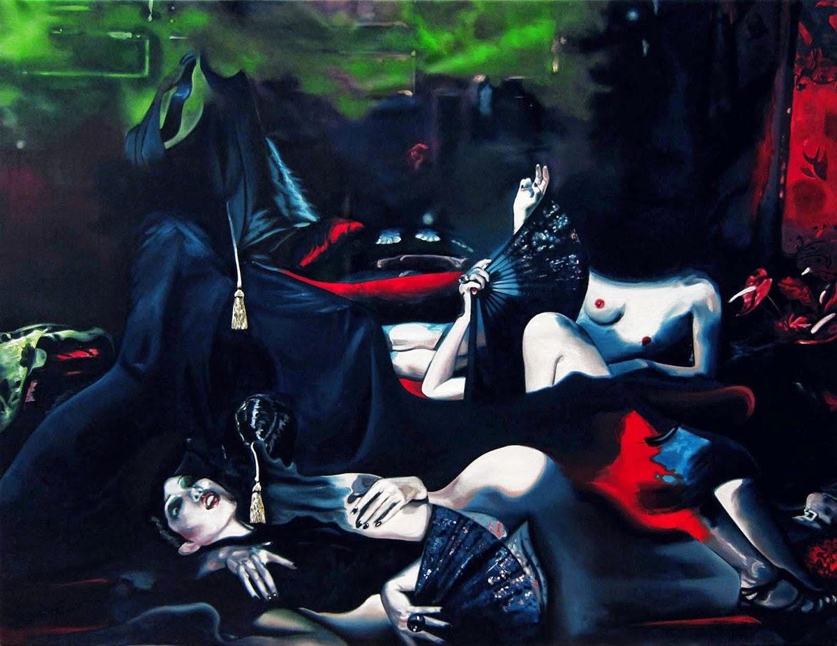 aprés, géricault, ubay, murillo, óleo, pintura, artista