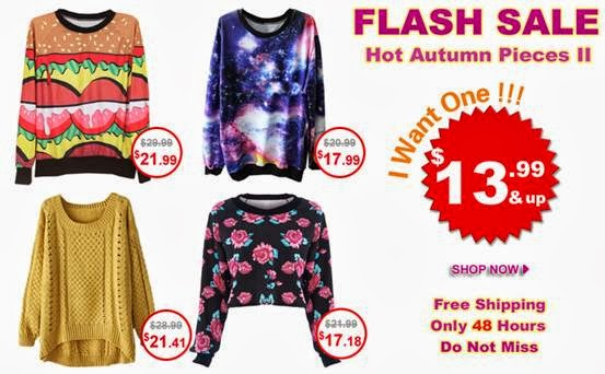 Super slim price flash sale!  Only 48 hours!  Fashionable best sellers!  $13.99 up!