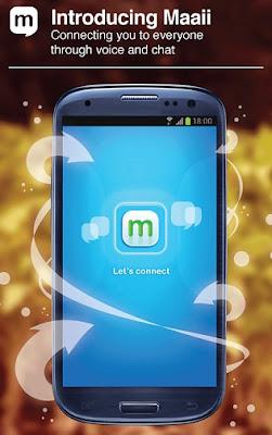 تحميل برنامج Maaii للمكالمات والرسائل المجانية