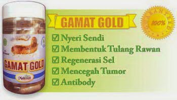 Kapsul Gamat Gold Mabruuk