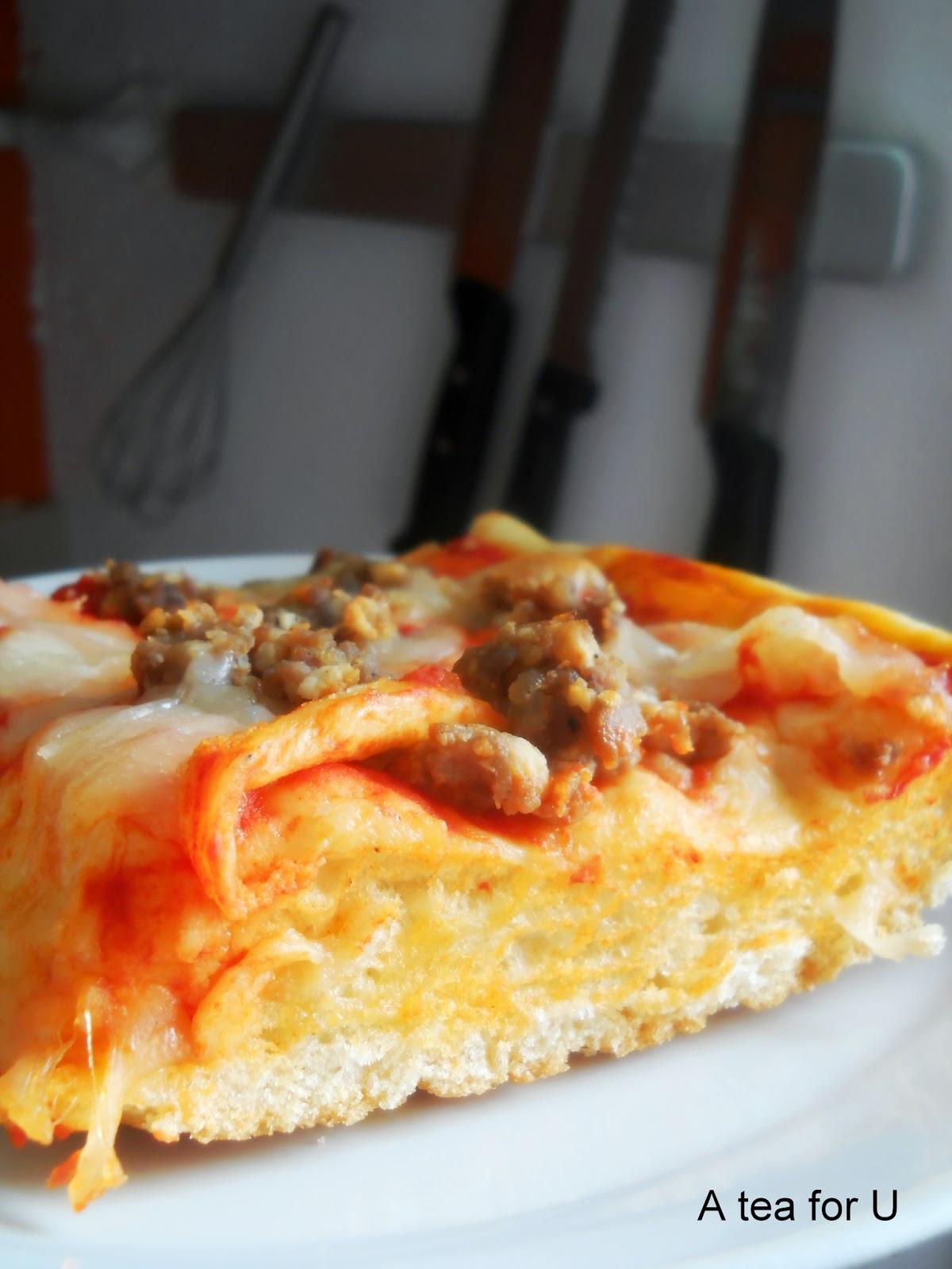 ricetta pizza 10