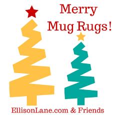 Merry Mug Rug