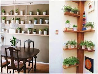 Desain Dekorasi Terbaru Rak Rumah Minimalis Modern