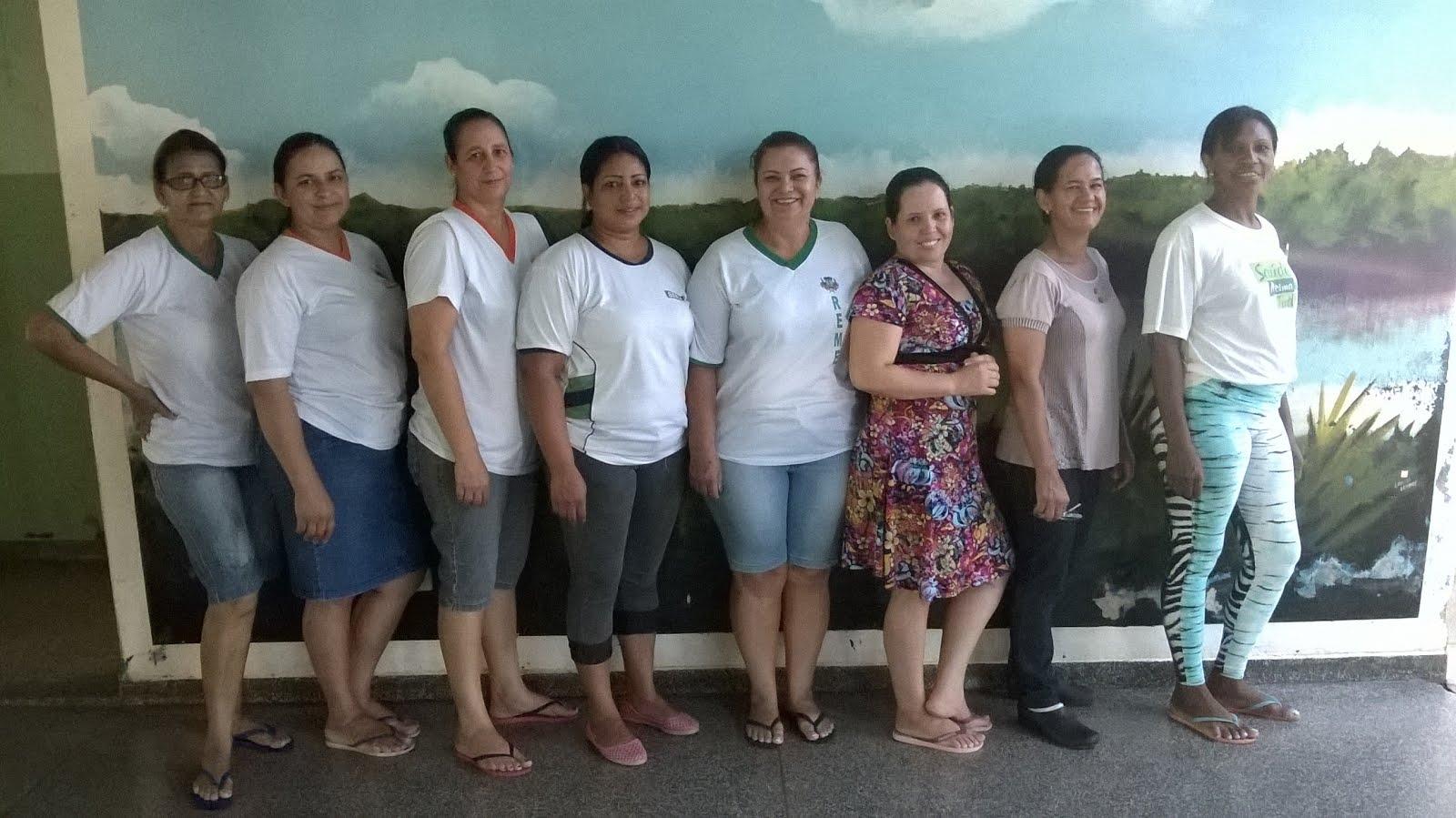 Equipe Agente de Serviço Escolar
