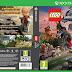 Capa LEGO Jurassic World Xbox One