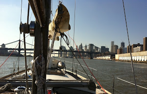 NY vista do veleiro